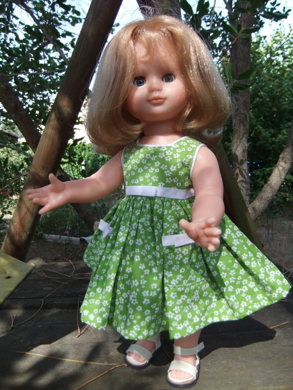 Petite robe de mai 1998!