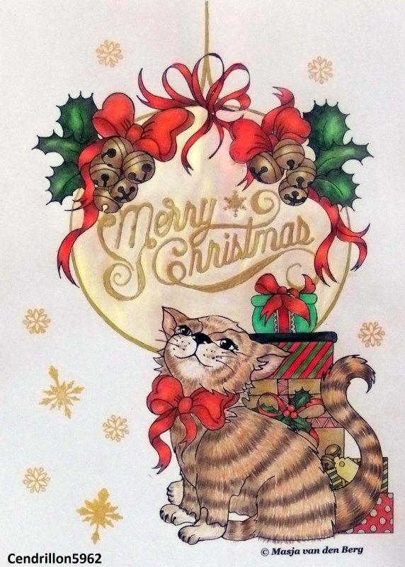 Joyeux Noël à toutes et tous!