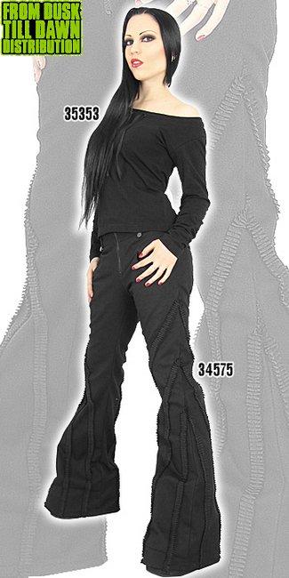 Pantalon goth