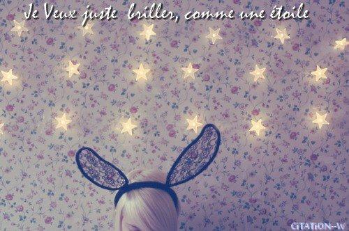 Visez toujours la lune, Même si vous la manquez vous atterrirez parmi les étoiles .