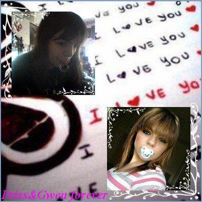 Elle & Moi pour la vie Ma Meilleure d'amour ♥