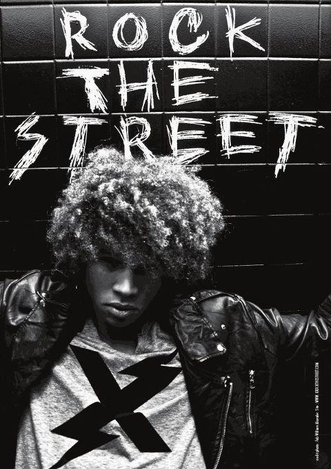 ROCK THE STREET