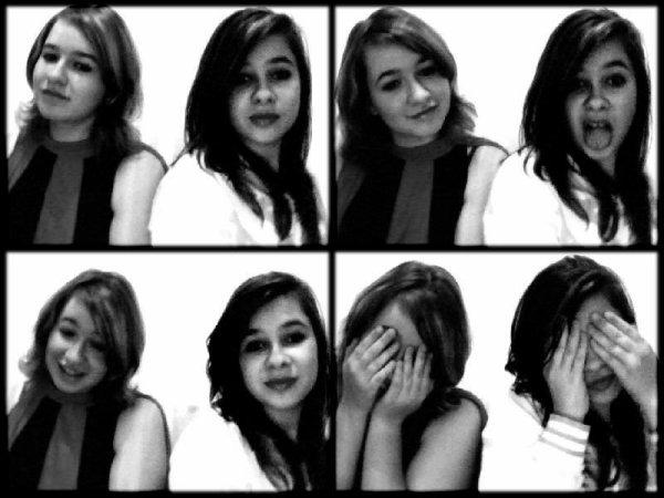 Ma soeur et mwa :)