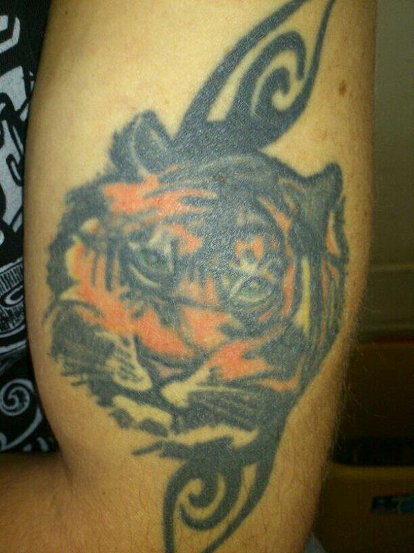 Voilà certains tatoo de mon ami