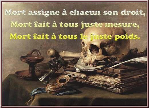 La mort la plus mystérieuse ....!!!