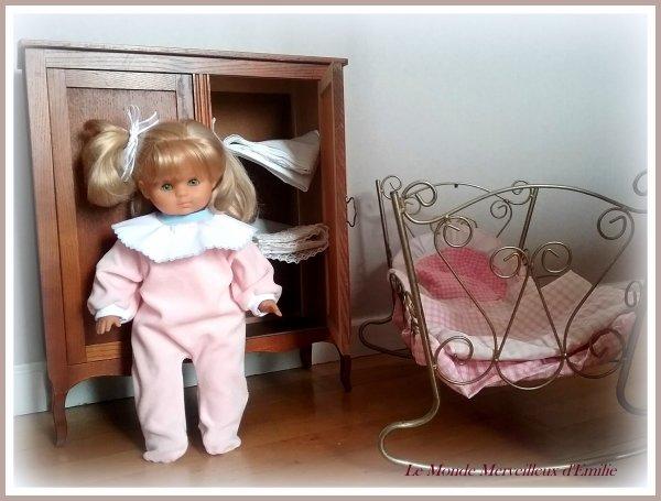 Cécile et le pyjama de janvier 1991