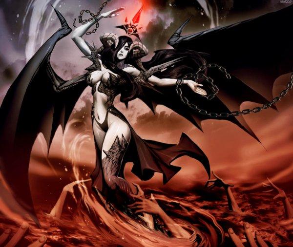 La démone aux milles kata
