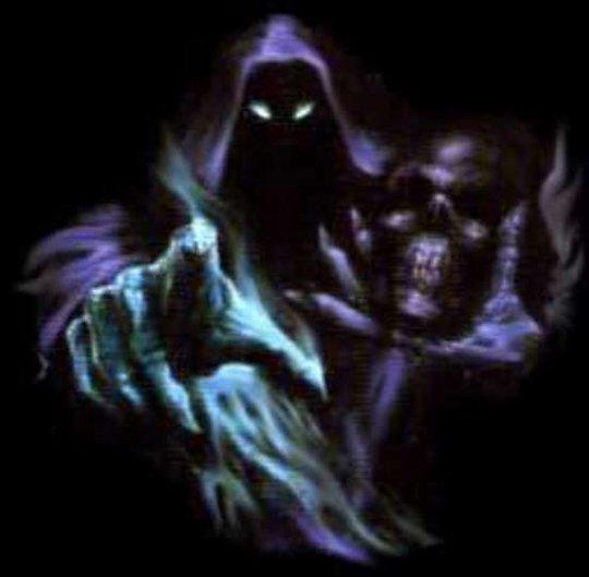 La noirceur de l'âme