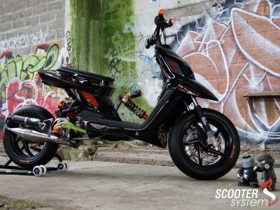 Booster Spirit Scoot L'Heure