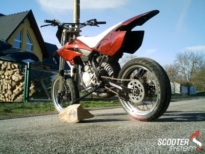 Beta RR 50 SM Racing Demon Projet