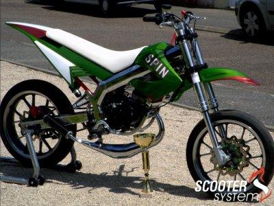 Derbi Senda SM DRD Racing Spin Evo II