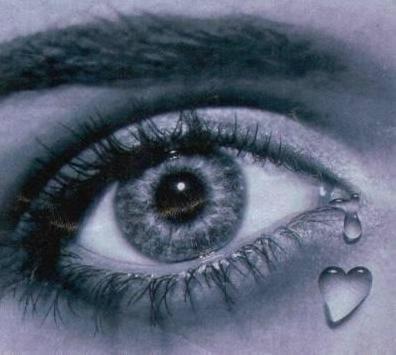 द ौ द les larmes ... द ौ द