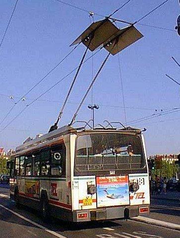 Les inventions du réseau TCL Lyon