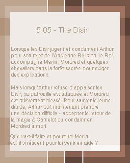 5x05 he Désir