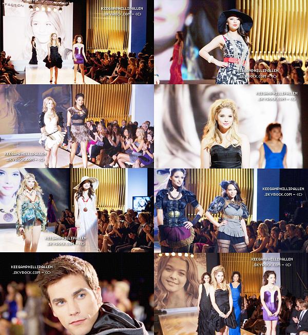 """Découvrez les premiers stills du sixième épisode de Pretty Little Liars saison deux : """" Never Letting Go """" !"""