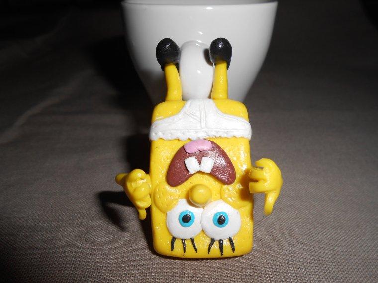 Porte clés SpongeBob !