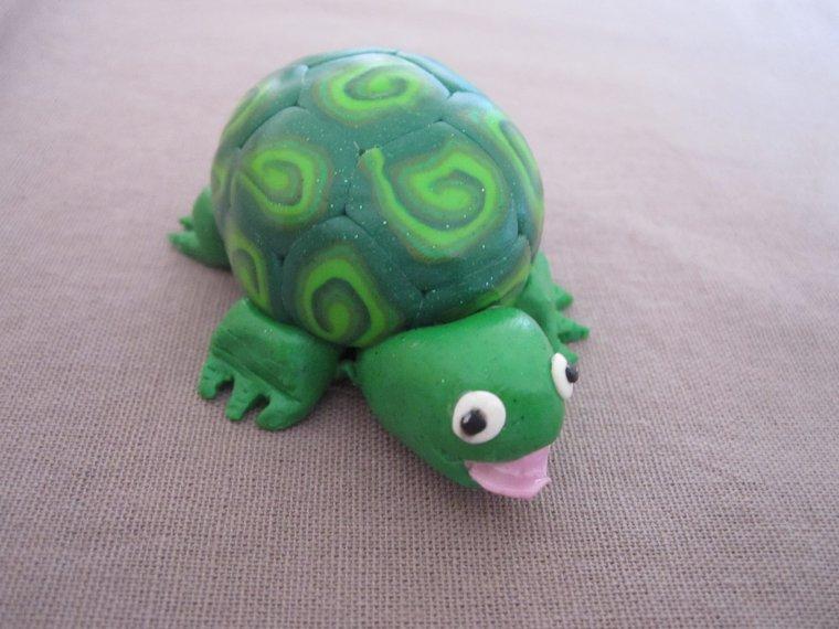 Figurine tortue !