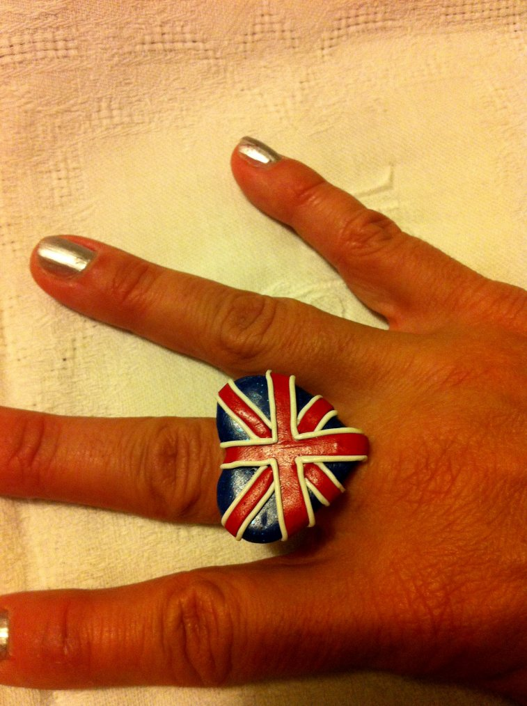 Bague London Coeur