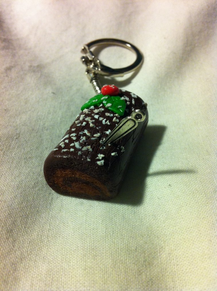 Portes clés Rat et buche