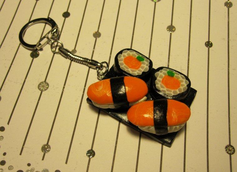Porte clé sushi / maki