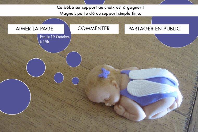Concours Bébé sur FACEBOOK