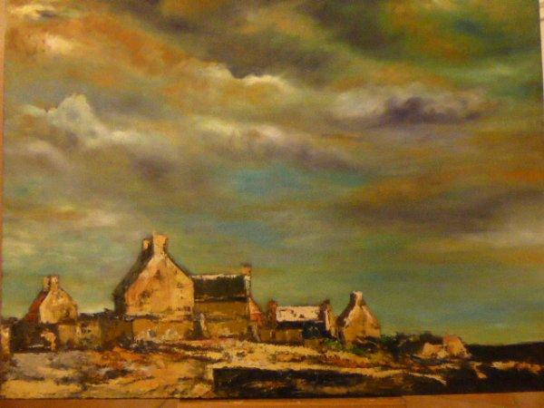petit village breton