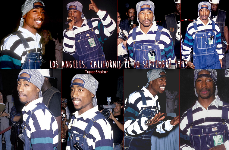 Los Angeles, California on September 10, 1993.