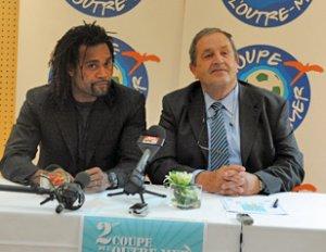 """Coupe de l'Outre-Mer 2010 : """"Un maitre mot, le partage !"""""""