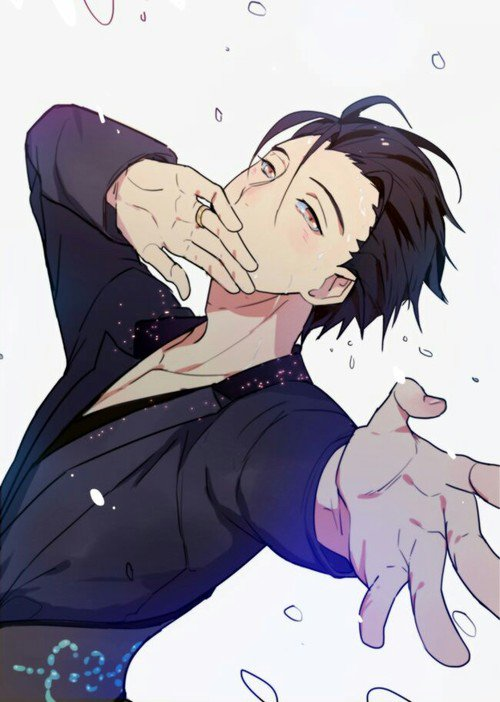 << Je ne sais pas quoi faire... J'aimerai pouvoir être plus tolérant.... Demain... Il va peut-être vraiment rencontrer sa future épouse. Je sais qu'il ne peut rien contre la volonté de ses parents et qu'il a l'intention de refuser Je m'apitoie sur mon sort... Moi qui dois laisser mon amoureux rencontrer des femmes. >> Kimi ga Koi ni Oboreru