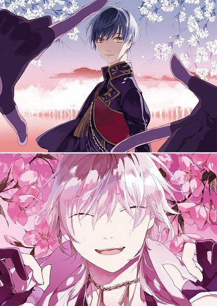 « Le coeur est un jardin où germent les plus belles pensées » Cherry Blossom