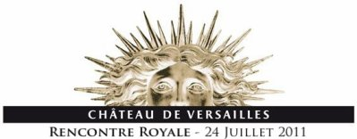 Rencontre royale à Versailles !