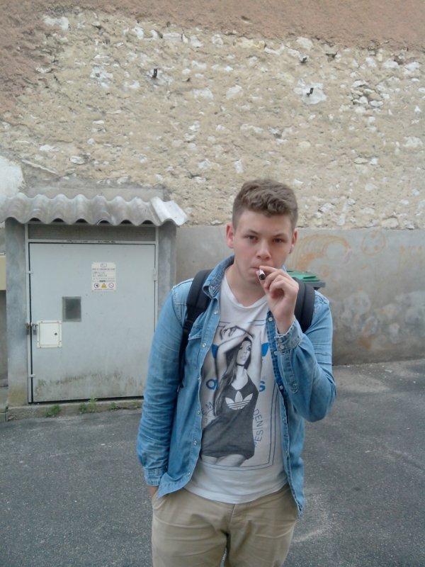 Smoke Weed every day.