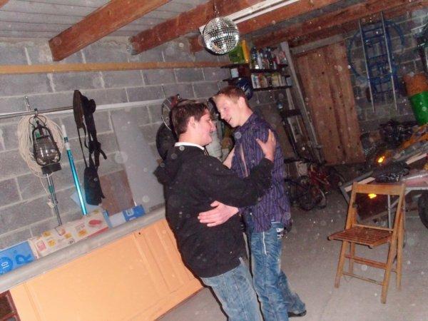 Antho et moi