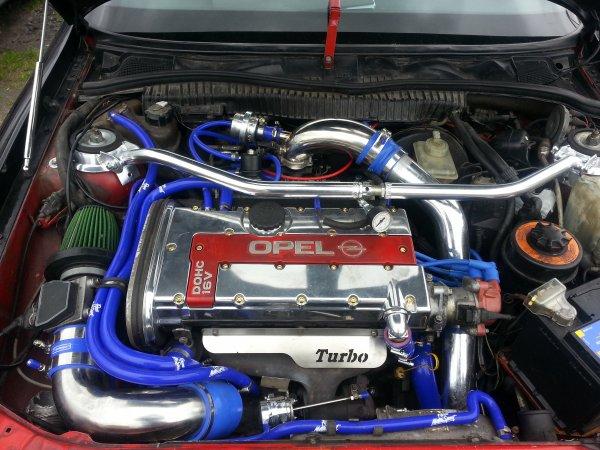 petite photo du moteur