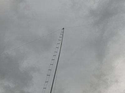 antenne levy  de 2 fois 20 m