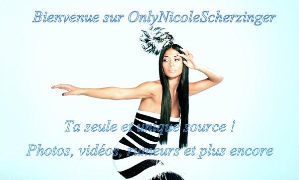 Bienvenue sur ta source sur Nicole Scherzinger depuis plus de 4 ans !