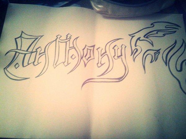 Anthony ;)