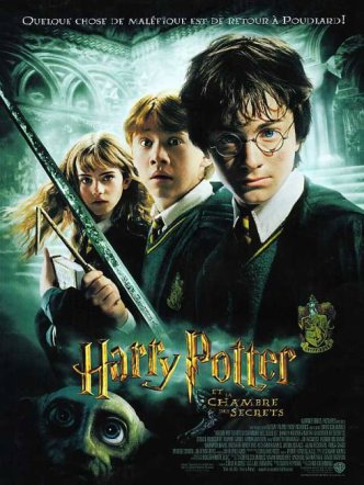 Tome 2 : Harry Potter et la Chambre des Secrets (Harry Potter and the Chamber of Secrets)