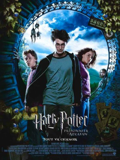 Tome 3 : Harry Potter et le Prisonnier d'Azkaban (Harry Potter and the Prisonner of Azkaban) «3