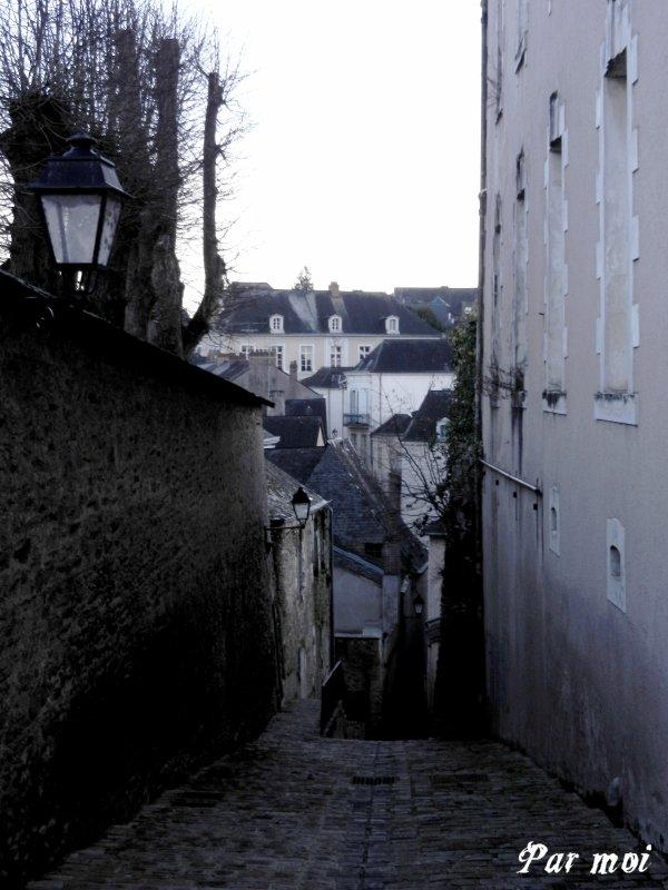 Voyage à Château-Gontier