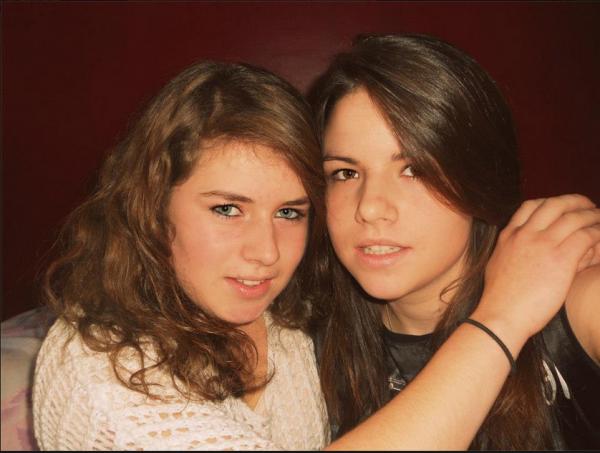 La Soeur ♥ - - - - > Sarah