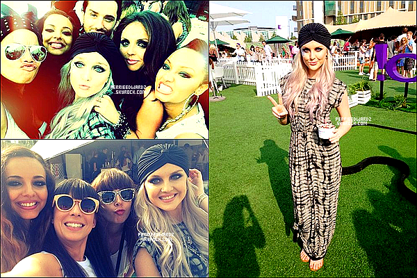12/07/13 : Les Little Mix  ont été présente au « Wireless Festival » à Londres- UK.