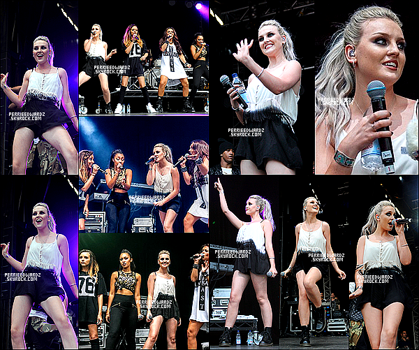 21/07/13 : Les Little Mix ont performé au Access all Eirias à Londres au Royaume Uni.