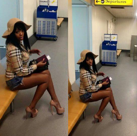 #gucci dress mode #burberry dress mode #louboutinworld #travelingaroundworld