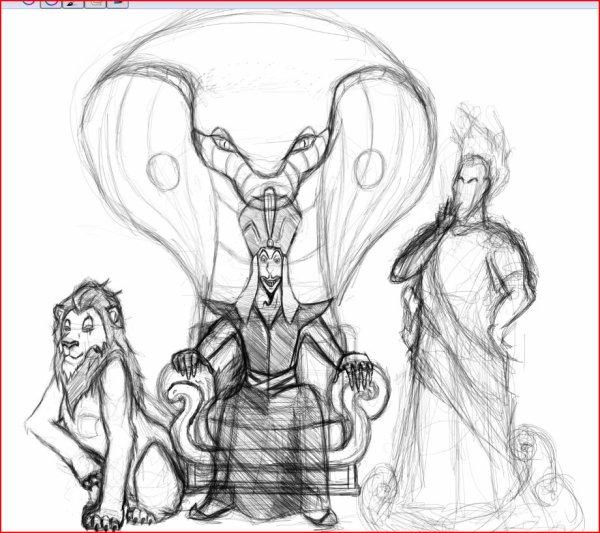 #05 : Disney et ces méchants