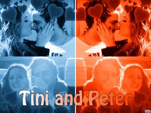 Tini et  Peter
