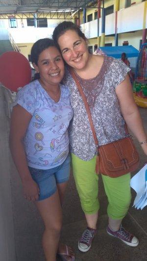 Afilhada & Madrinha