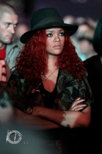 "16 Avril Rihanna au festival ""Coachella Valley Music & Arts"" en Californie"