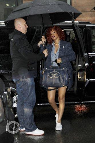 12 Juin ~ Rihanna et Drake passent la journée ensemble à Montréal |