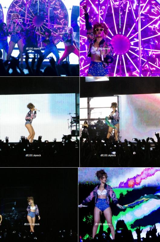 18/09/11  Concert à Belo Horizonte, Brésil